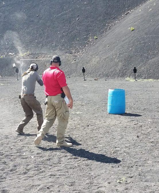 Defensive Carbine Course