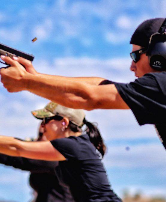 Defensive Pistol 1