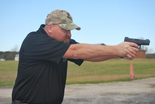 Firearm Safety and Handling