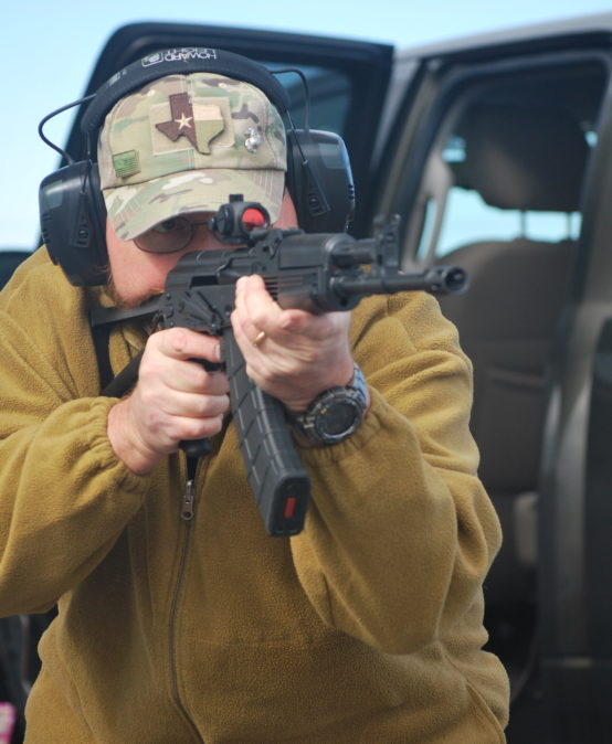Defensive Carbine 1