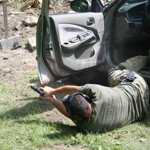 Vehicle Gunfighting 1 (CCW Holder)