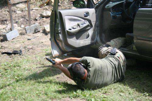 Vehicle Gunfighting 2 (Ambush/Counter Ambush)